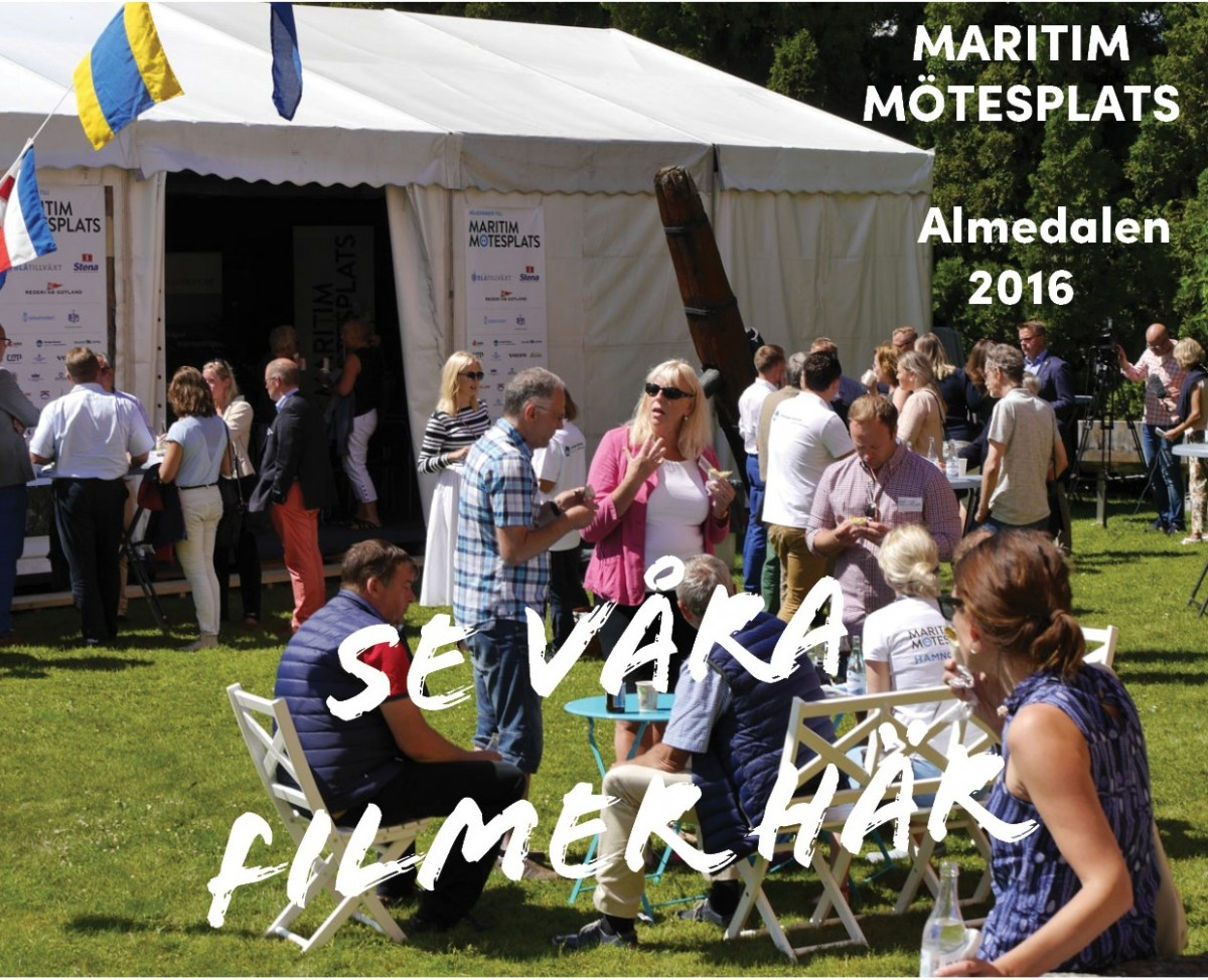 ny puff Svensk Sjofart filmer Almedalen 2016 (2)