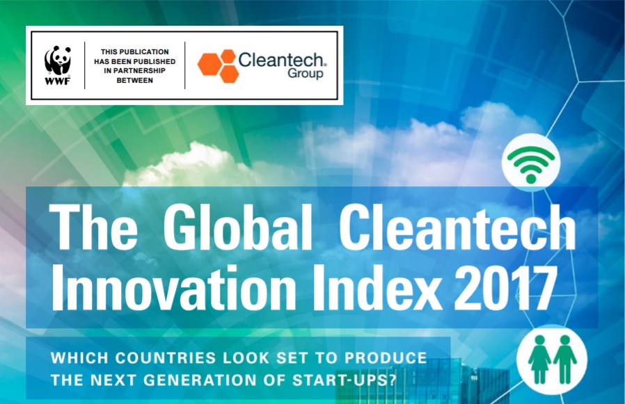 WWF global cleantech